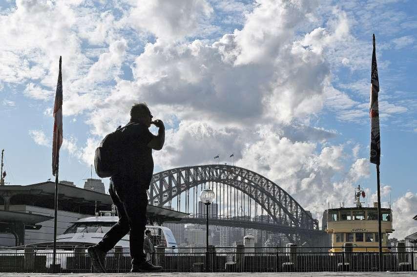 L'Australie entend augmenter progressivement sa capacité militaire dans la région Indo-Pacifique.Photo AFP