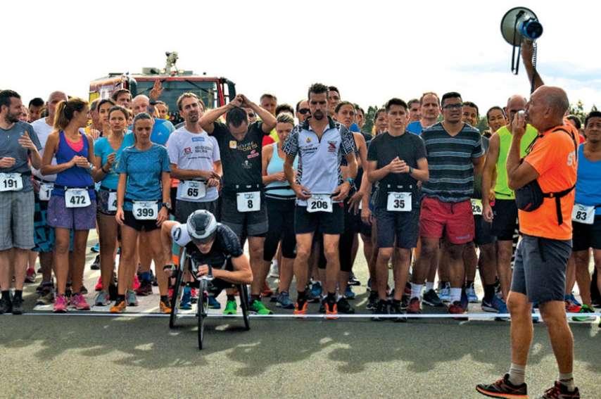 508 coureurs ont foulé la piste l'année dernière, lors de la première édition Photo ArchivesLNC/A.D.