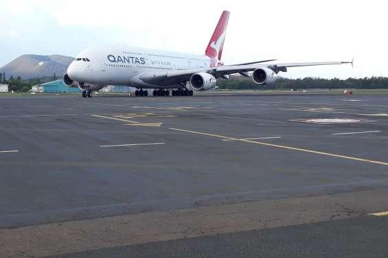 Un A380 de la compagnie Qantas devant rallier Sydney depuis Dallas dérouté à La Tontouta