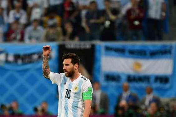 France-Argentine et Croatie-Danemark en 8e