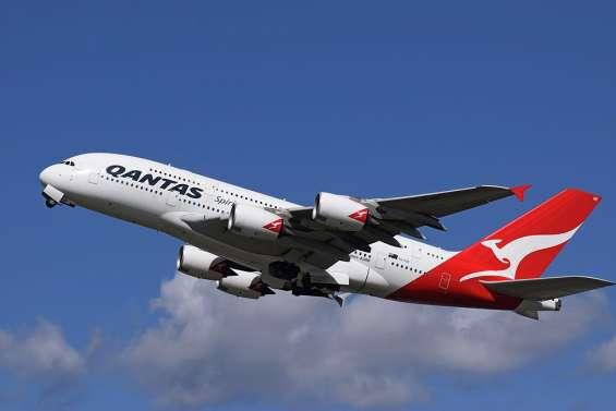 L'A380, dérouté à La Tontouta, est reparti vers l'Australie sans encombre
