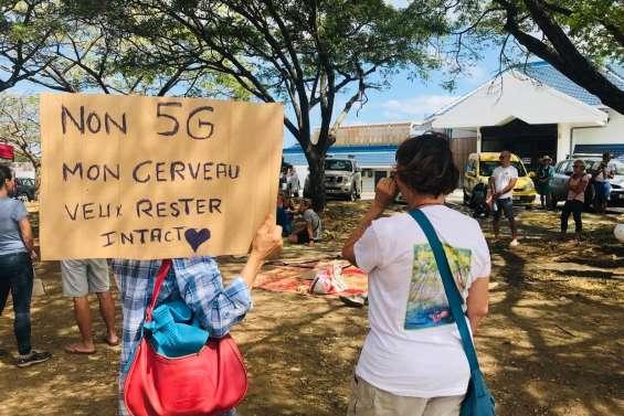 Un collectif de citoyens et EPLP se mobilisent contre le déploiement de la 5G