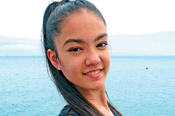 Une jeune Calédonienne de 13 ans, ce soir, dans Danse avec les stars