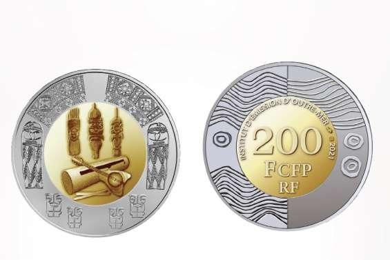 Des pièces de 200 francs seront mises en circulation en septembre 2021