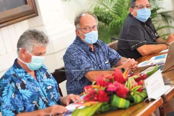 Une sortie d'épidémie estimée en mai 2021, avec un pic en janvier