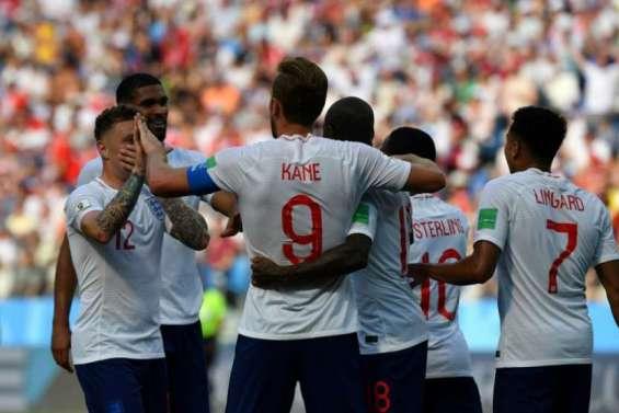 L'Angleterre d'Harry Kane et la Belgique qualifiées pour les 8es, Panama et Tunisie éliminés