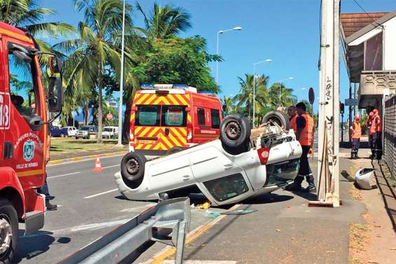 Accident de la route : une des périodes les moins meurtrières depuis dix ans