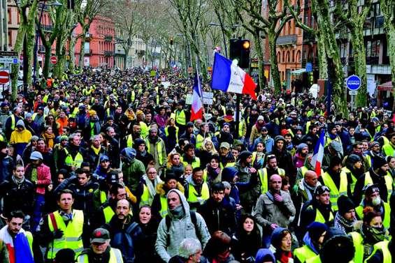 À Toulouse, le « ras-le-bol » a nourri une mobilisation record