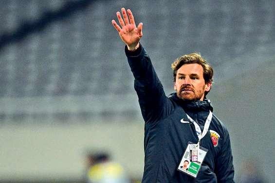 André Villas-Boas débarque sur le banc de Marseille