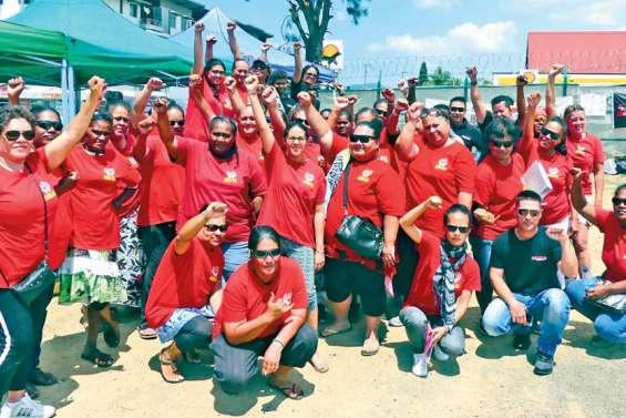 Les agents de l'Asea-NC maintiennent leur grève