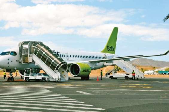 Airbus assure la démonstration, Jacques Lalié garde Air Oceania en tête
