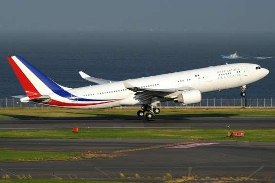 L'Airbus présidentiel se posera à La Tontouta ce vendredi en fin d'après-midi