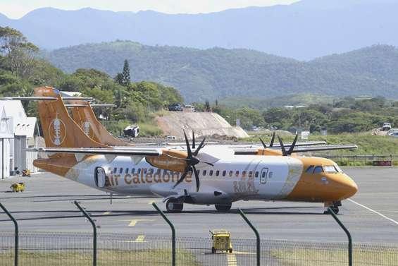 Air Calédonie : un retour à la normale  d'ici demain