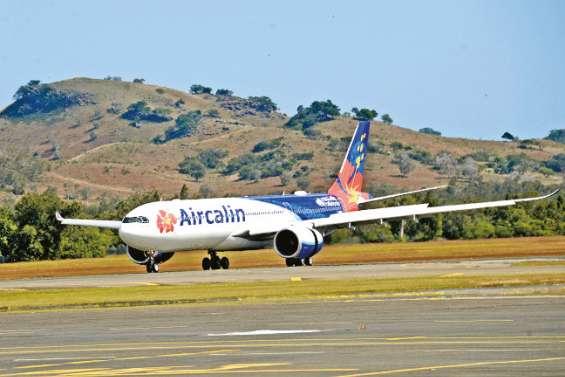 Le programme des rotations d'Aircalin entre Nouméa et Tokyo