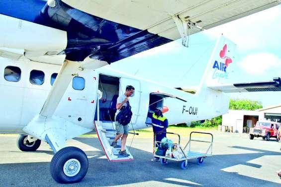 Air Loyauté bat un nouveau record mensuel