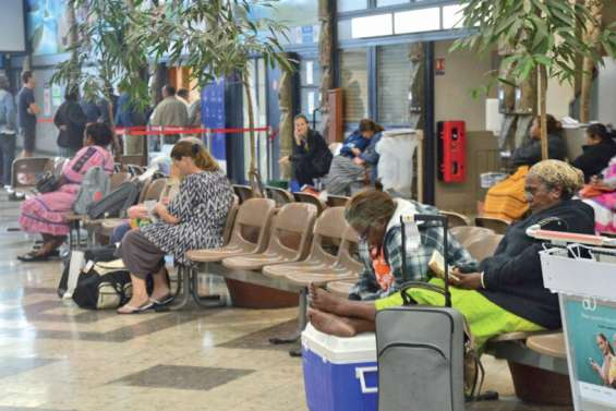 Reprise des vols attendue ce matin à Air Calédonie