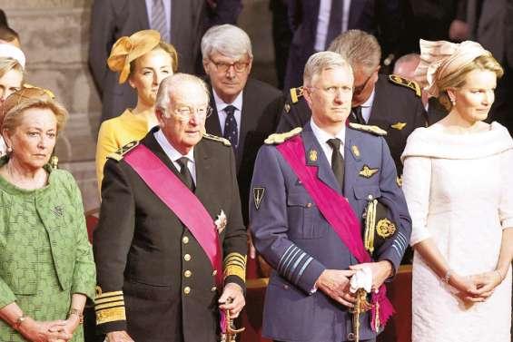 L'ex-roi Albert II reconnaît une fille illégitime