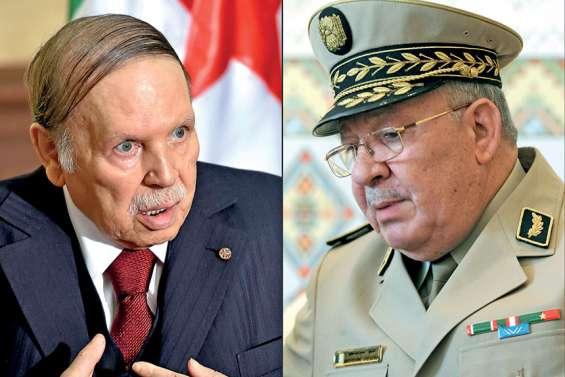 L'armée ouvre la voie à un départ  du président Bouteflika
