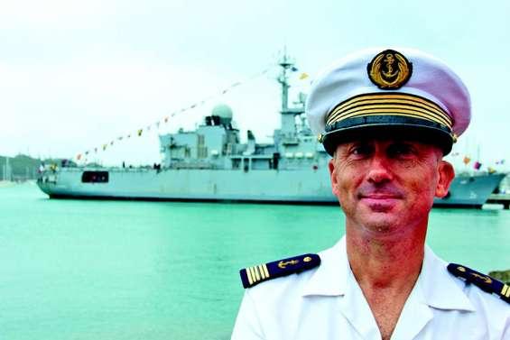 « La base Chaleix, c'est un peu le garage et le parking des navires de la Marine »