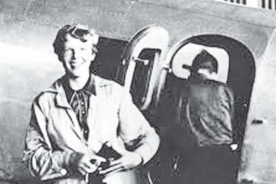 L'avion d'Amelia Earhartreste introuvable