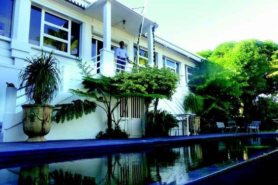 La province Sud devient propriétaire de la villa de l'Amirauté