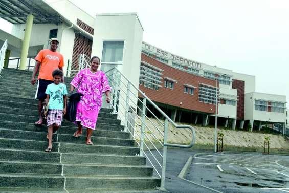 Le collège d'Apogoti se prépare à accueillir ses premiers élèves