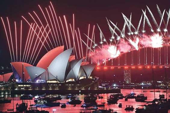 Le feu d'artifice du Nouvel An à Sydney sera maintenu
