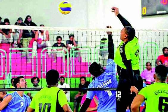 Le gratin du volley monte au filet à l'Arène du Sud