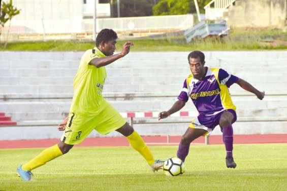 Magenta marque 8 buts à l'AGJP mais inquiète en défense
