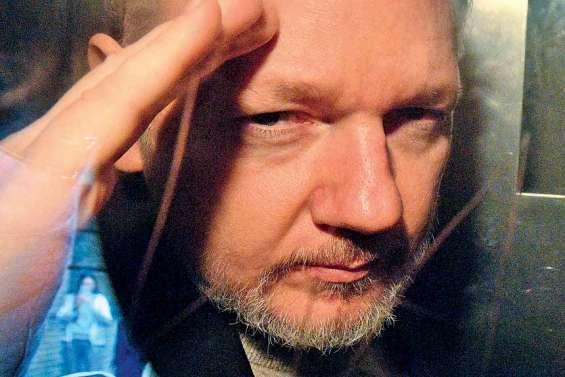 Assange pourrait être extradé aux Etats-Unis