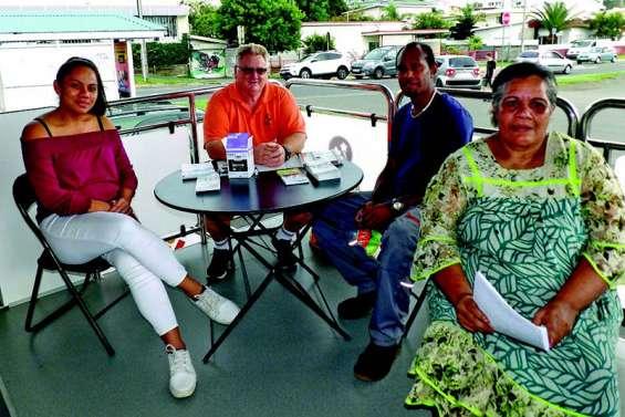 L'association des diabétiques dans les quartiers avec le Proxibus