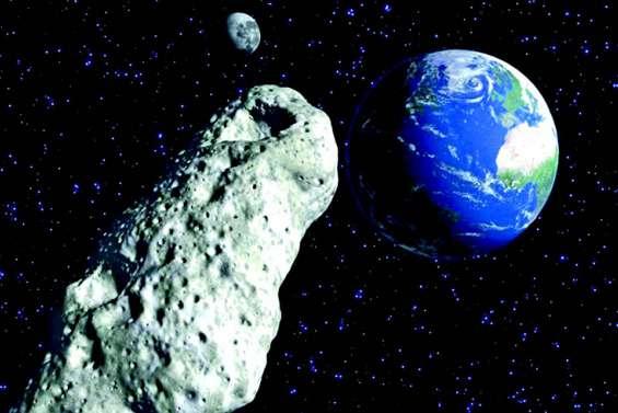 Et si un astéroïde fonçait sur la Terre