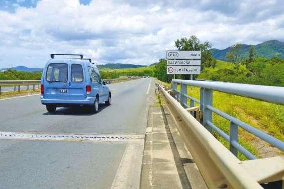 Travaux sur la Savexpress, fermeture d'un échangeur à Nakutakoin