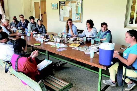 Ateliers « verts » à la pépinière municipale