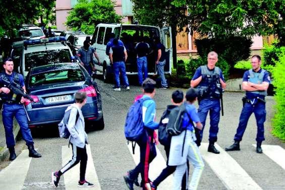 Colis piégé à Lyon : le suspect en garde à vue