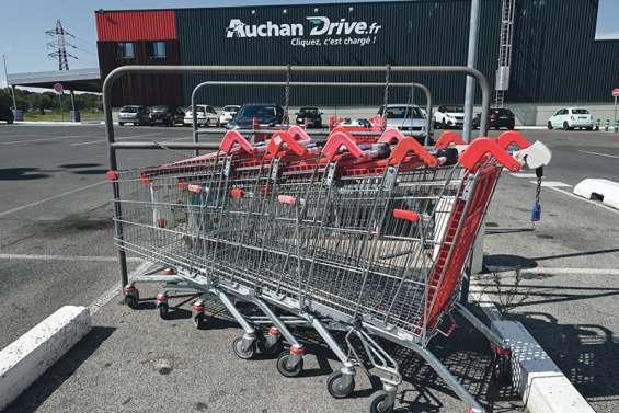 Auchan Retail va supprimer 1 475 postes