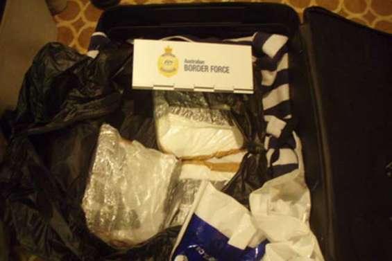 Un avion surchargé de cocaïne à destination de Melbourne se crashe