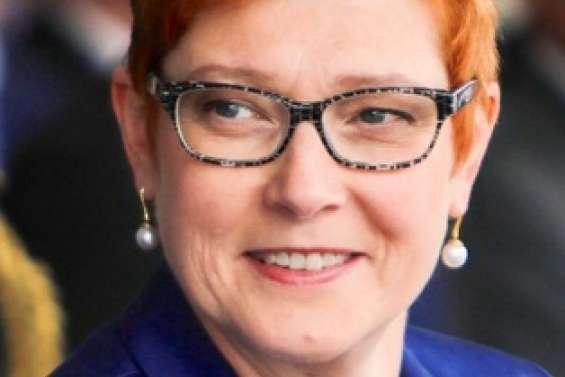 La ministre des Affaires étrangères australienne commente le scrutin d'autodétermination du 4 octobre 2020