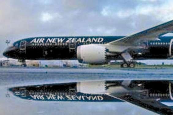 Un avion néo-zélandais rebrousse chemin  faute de pouvoir atterrir en Chine