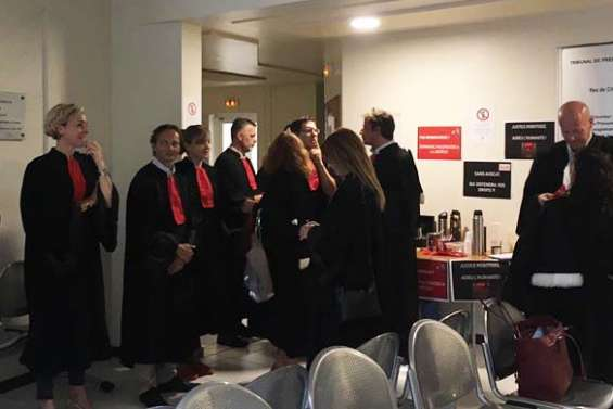 Nouvelle mobilisation des avocats contre la réforme de la justice
