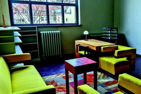 Centenaire mais toujours moderne, le Bauhaus se célèbre en Allemagne