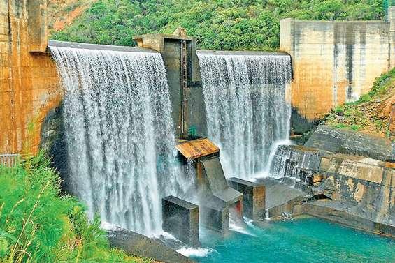 Travaux en vue pour 2021-2022 au barrage de La Dumbéa