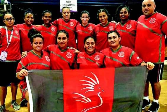 Le Basket club VKP  présent à Apia