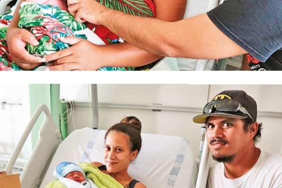 Un bébé est né sur un parking et un autre dans l'ambulance
