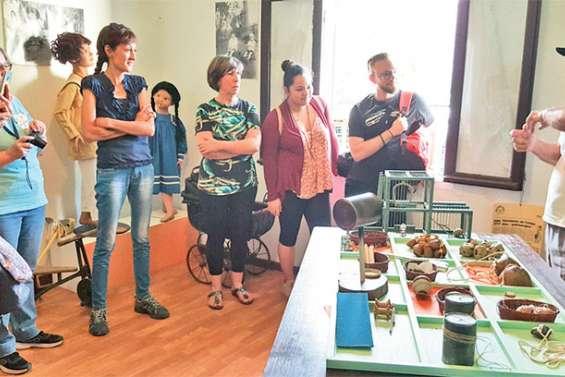 Les bénévoles s'évertuent à faire vivre la Villa-musée