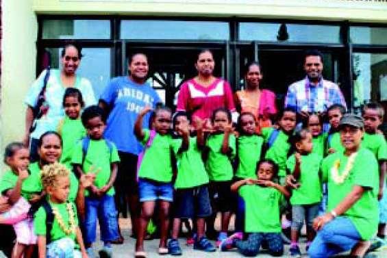 Les petits de Béthanie se sont envolés pour Nouméa