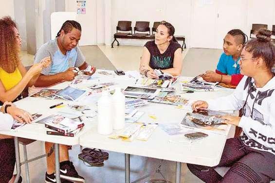 Bien-être et environnement s'installent à la Maison de la jeunesse