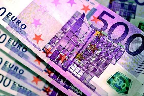 La zone euro dit adieu au billet de 500