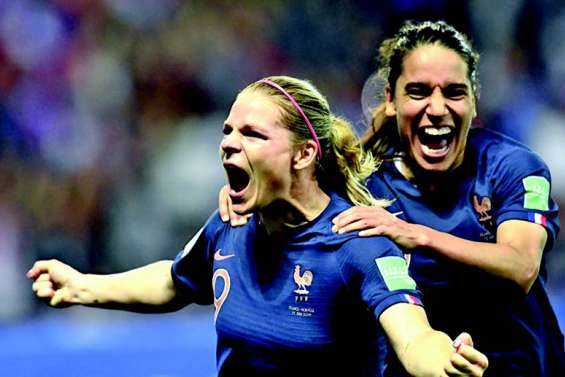 Les Bleues battent la Norvège et mettent un pied en huitièmes