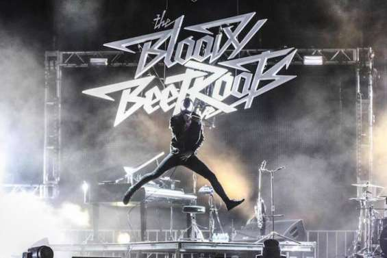 [VIDÉO] Les Bloody Beetroots en concert en mars au Kuendu Beach